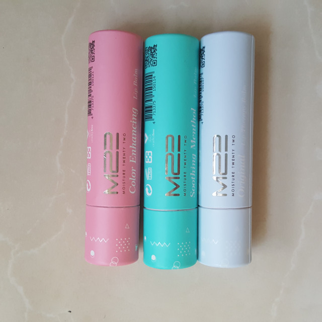 經典保濕潤唇膏